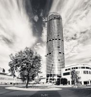 Sky Tower 2 by mkev