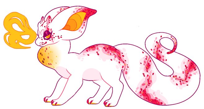 Lily ref by 11lamb