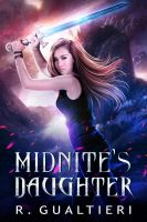 Book Cover - Midnite's Daughter by artorifreedom