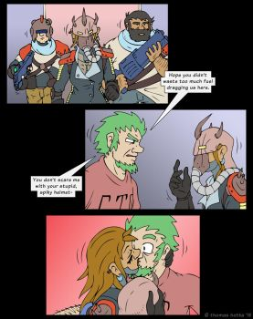 Nextuus Page 1109 by NyQuilDreamer