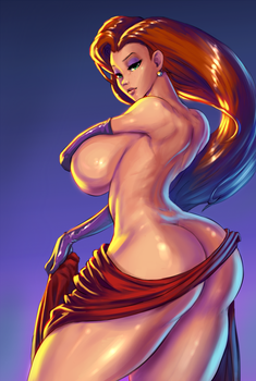 Jessica Rabbit commission by cutesexyrobutts