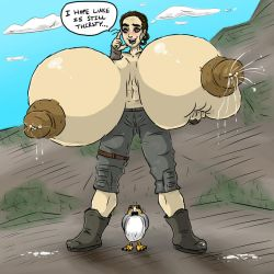 Rey The 7th Be Milk Tanks With Porgs by wesker991