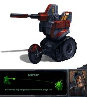 Terran Striker by Phill-Art