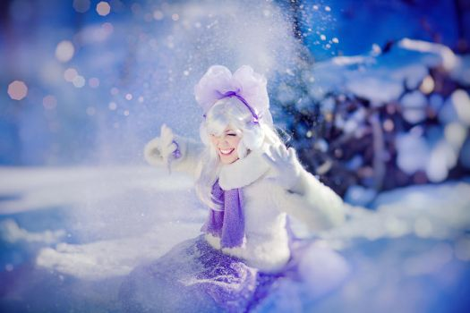 snow by CathrineAl