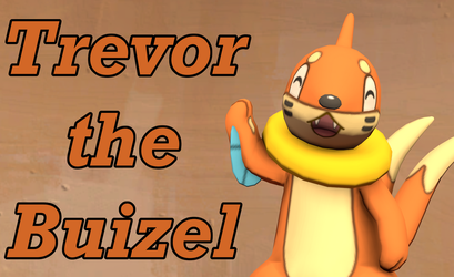 Character Profiles: Trevor the Buizel by DreamCasterPegasus