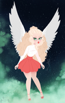 .:: Angel ::. by OpalesquePrincess