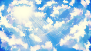 Clouds [Commission] by Alix89