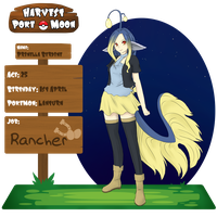 Harvest Pokemon App: Prinella by Yufika