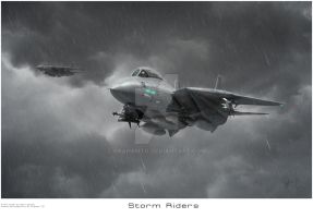 Storm Riders by GrahamTG
