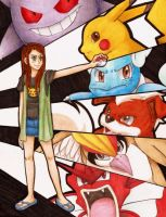 Pokemon: My Team by Fred-Weasley