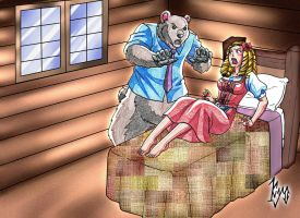 Goldilocks and the Bears 1 (Kyo) by macguffin78