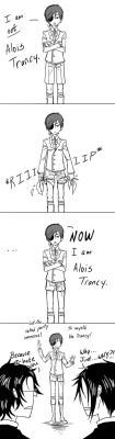 Ciel has something to say. by madelezabeth