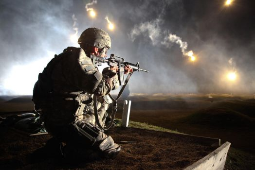 Best Warrior Competition by MilitaryPhotos