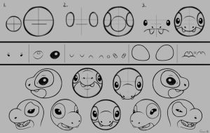 Orcis Face Reference/Tut by SlimeDile