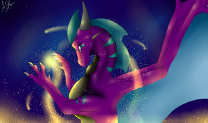 Lights by Silver-Storm-Dragon