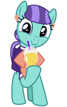 Oh Hello There! (sips) by cheezedoodle96