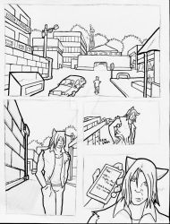 Welcome to Sanctuary (Ch1 P1) by Globman