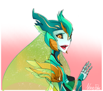 Leafstorm (Gift) by VexyFate