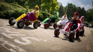 Mario Kart by theDevil-photography