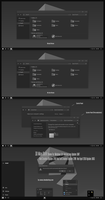 3D Max Theme Win10 April 2018 Update by Cleodesktop