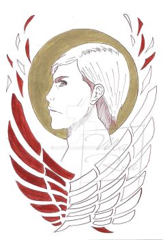 Erwin Smith by Faymala