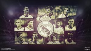 Real Madrid CF by drifter765