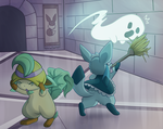 We have Actual Ghosts! by Uluri