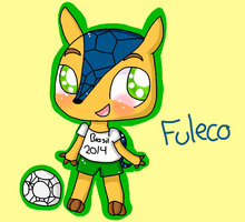 Fuleco by princessforever14