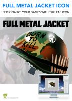 Full Metal Jacket Icon by LeMarquis