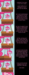 Pinkie Pie Says Goodnight: Onward! by MLP-Silver-Quill