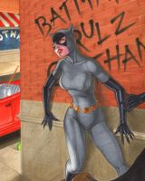 BTAS Catwoman by Dangerous-Beauty778