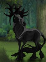 Lord Greystone | Stag | Glenmore Royal by PrimalInstincts