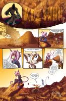 Tendril's Demise Page 9 by Dreamkeepers