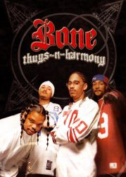 Bone thugs n harmony  cover by Darkness1999th
