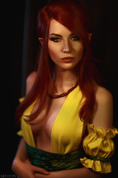 The Witcher - Ida by MilliganVick
