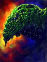 SWAMP THING by QuinteroART