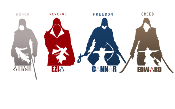 Assassin's Creed Legacy by RedDoggX