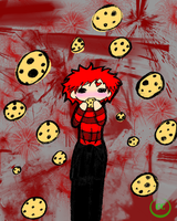 Those are Gaara's Cookies by foxonfire