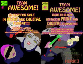 Team Awesome sale by Korslund