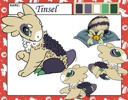 New Wynling - Tinsel by Hawksfeathers97