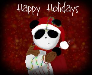 Happy Holidays from PandaNotes by PandaNotes