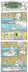 The Fisherman + His Wife - p1 by Granitoons