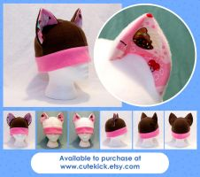 Cupcake Cat Hat by cutekick