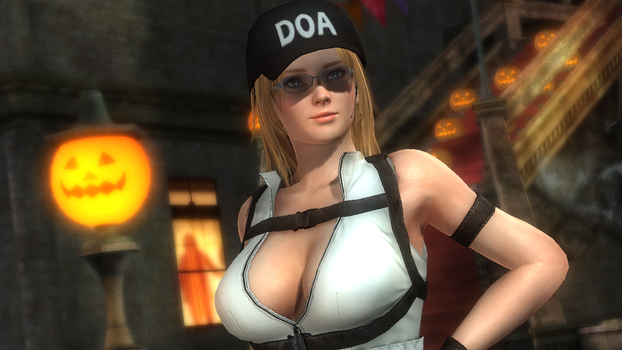 DOA 5 Ultimate - Tina Armstrong by IKeelYou457