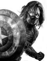 The Winter Soldier by Aquila7
