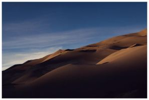 Great Sand Dunes by LLr0cks