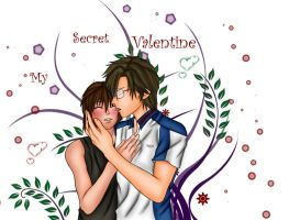 + My Secret Valentine + by Akumaredi