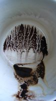 coffee forest cup by eesss