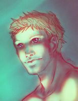 Raw Finnick by palnk