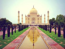 The Taj by emshore